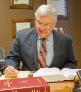 Contact Charles E. Covey, Peoria Il Bankruptcy Attorney